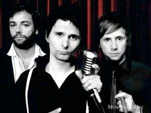 Muse во время тура в поддержку их последнего альбома
