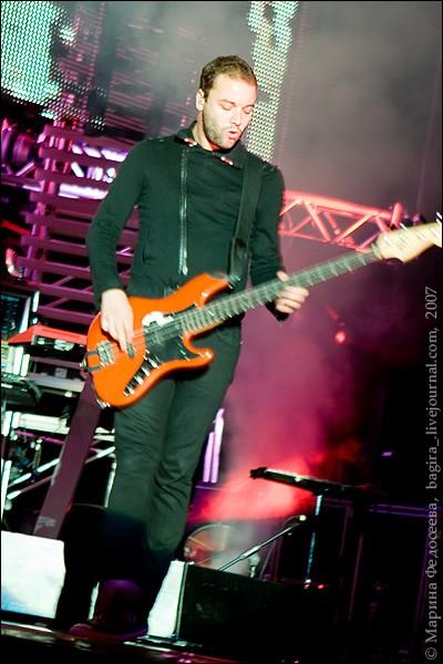 Концерт в Москве 15 октября 2007 - 1